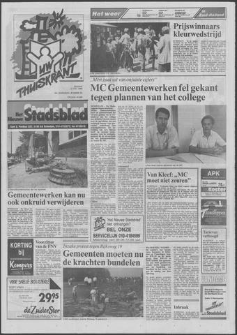 Het Nieuwe Stadsblad 1990-07-13