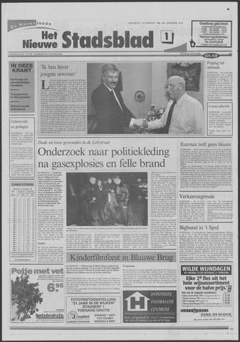 Het Nieuwe Stadsblad 1998-02-18