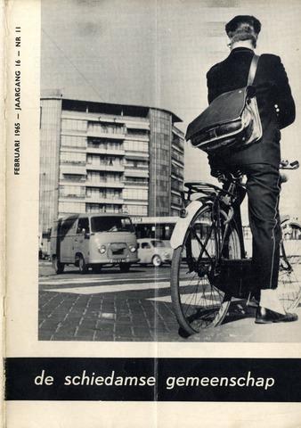 Schiedamse Gemeenschap (tijdschrift) 1965-02-01
