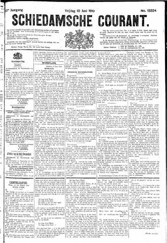 Schiedamsche Courant 1910-06-10