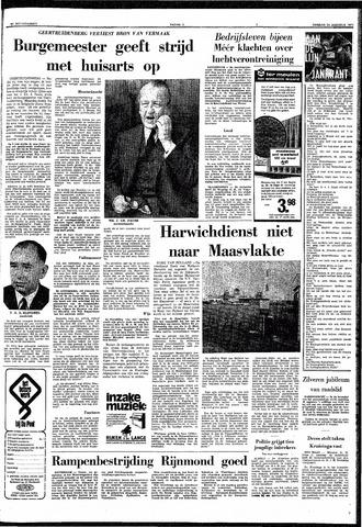 Trouw / De Rotterdammer 1971-08-24