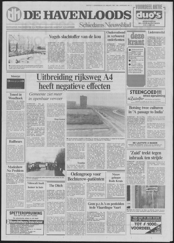 De Havenloods 1987-01-22