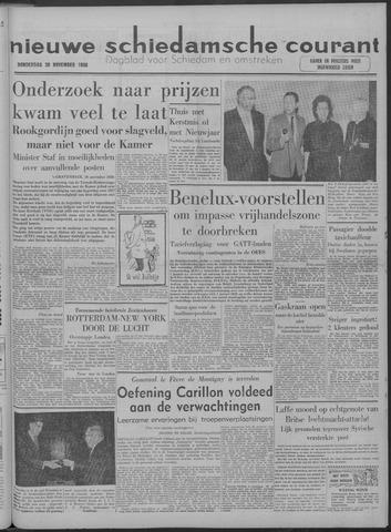 Nieuwe Schiedamsche Courant 1958-11-20