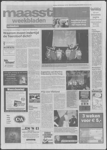 Maaspost / Maasstad / Maasstad Pers 2002-12-04