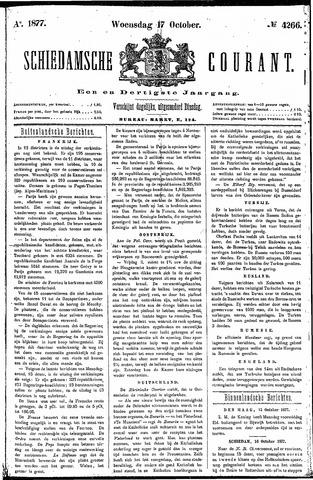 Schiedamsche Courant 1877-10-17