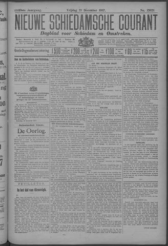 Nieuwe Schiedamsche Courant 1917-12-21
