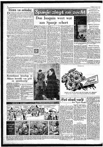 Rotterdamsch Parool / De Schiedammer 1957-06-14