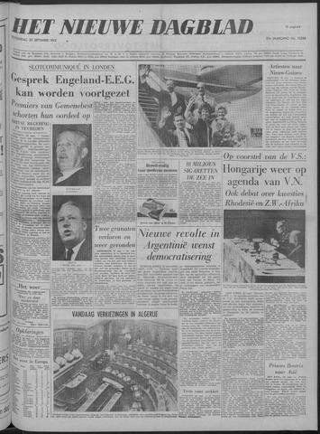 Nieuwe Schiedamsche Courant 1962-09-20