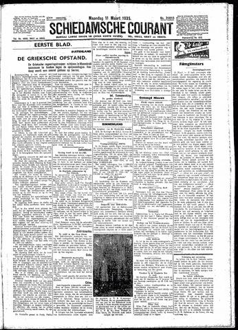 Schiedamsche Courant 1935-03-11