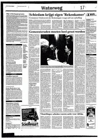 Rotterdamsch Nieuwsblad / Schiedamsche Courant / Rotterdams Dagblad / Waterweg / Algemeen Dagblad 1993-12-15