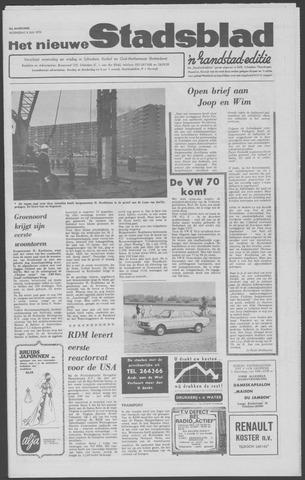 Het Nieuwe Stadsblad 1970-07-08