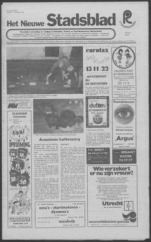 Het Nieuwe Stadsblad 1972-01-07