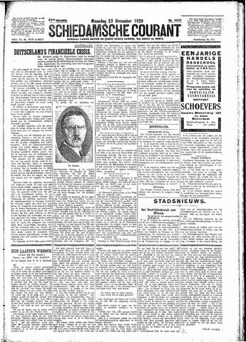 Schiedamsche Courant 1929-12-23