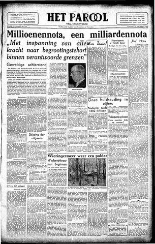 Rotterdamsch Parool / De Schiedammer 1945-12-14