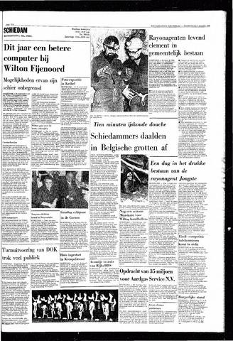 Rotterdamsch Nieuwsblad / Schiedamsche Courant / Rotterdams Dagblad / Waterweg / Algemeen Dagblad 1968-03-07