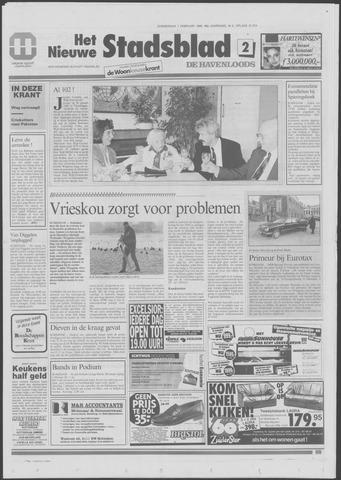 Het Nieuwe Stadsblad 1996-02-01