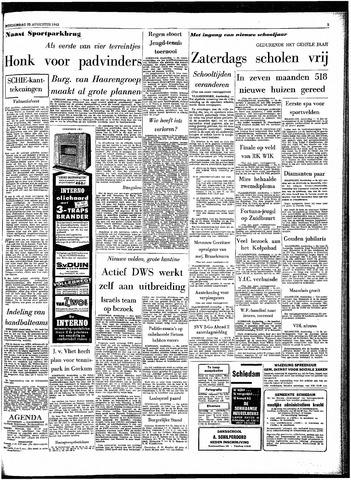 Rotterdamsch Parool / De Schiedammer 1963-08-22