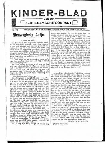 Schiedamsche Courant 1933-09-30