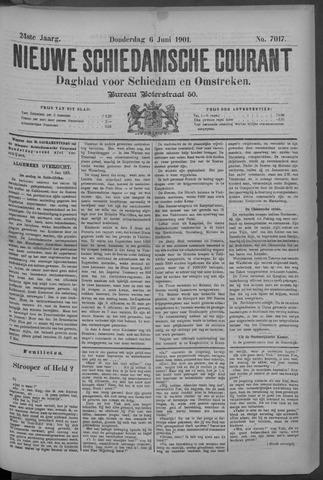 Nieuwe Schiedamsche Courant 1901-06-06