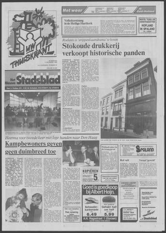 Het Nieuwe Stadsblad 1989-12-06