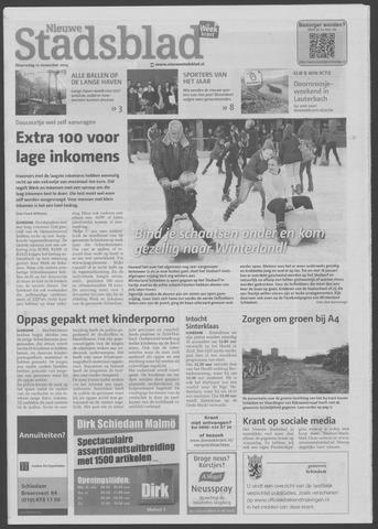 Het Nieuwe Stadsblad 2014-11-12