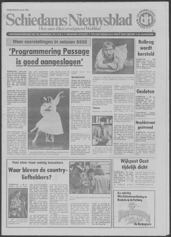 Schiedams Nieuwsblad 1984-06-06