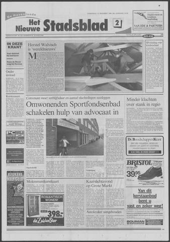 Het Nieuwe Stadsblad 1998-12-10