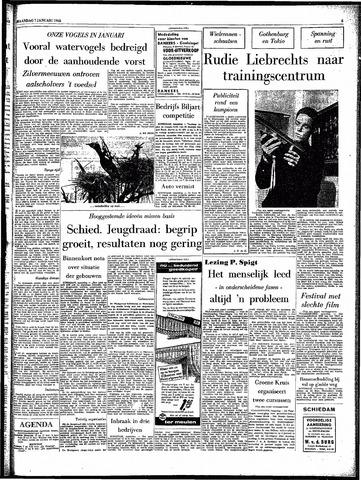 Rotterdamsch Parool / De Schiedammer 1963-01-07