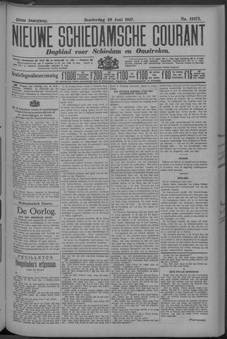 Nieuwe Schiedamsche Courant 1917-06-28