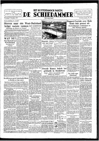 Rotterdamsch Parool / De Schiedammer 1947-12-17
