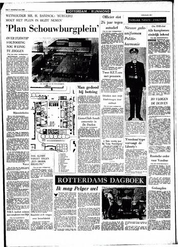 Rotterdamsch Parool / De Schiedammer 1966-06-01