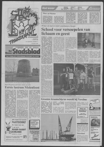 Het Nieuwe Stadsblad 1989-03-01