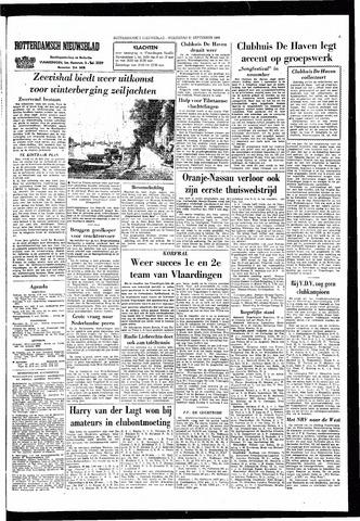 Rotterdamsch Nieuwsblad / Schiedamsche Courant / Rotterdams Dagblad / Waterweg / Algemeen Dagblad 1966-09-21