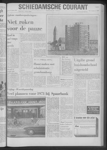 Rotterdamsch Nieuwsblad / Schiedamsche Courant / Rotterdams Dagblad / Waterweg / Algemeen Dagblad 1970-10-27