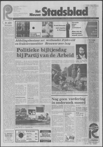 Het Nieuwe Stadsblad 1982-02-05