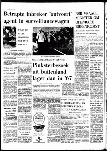 Rotterdamsch Parool / De Schiedammer 1968-06-04