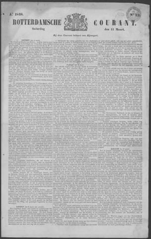 Rotterdamse Courant 1848-03-11