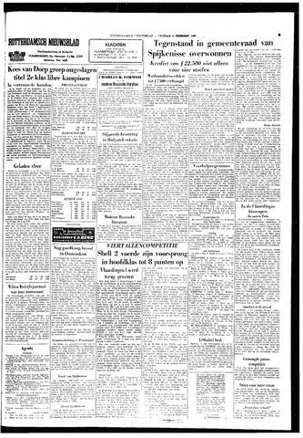 Rotterdamsch Nieuwsblad / Schiedamsche Courant / Rotterdams Dagblad / Waterweg / Algemeen Dagblad 1966-02-11