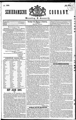 Schiedamsche Courant 1866-01-08