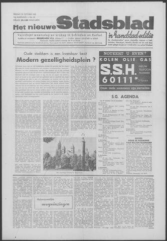 Het Nieuwe Stadsblad 1962-10-26