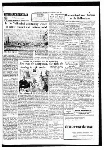 Rotterdamsch Nieuwsblad / Schiedamsche Courant / Rotterdams Dagblad / Waterweg / Algemeen Dagblad 1965-04-03