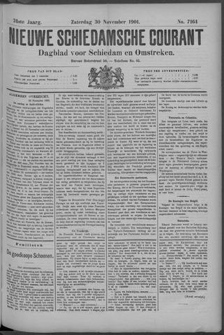 Nieuwe Schiedamsche Courant 1901-11-30