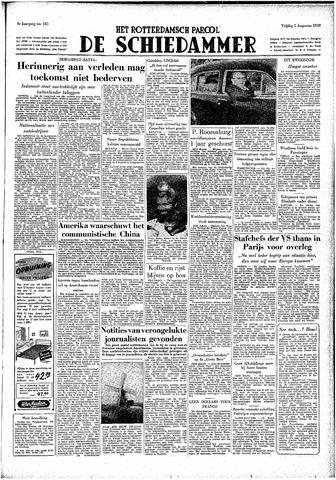 Rotterdamsch Parool / De Schiedammer 1949-08-05