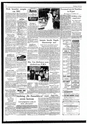 Rotterdamsch Parool / De Schiedammer 1955-07-04