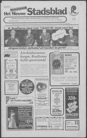 Het Nieuwe Stadsblad 1974-06-21