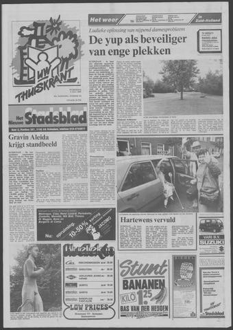 Het Nieuwe Stadsblad 1988-07-06