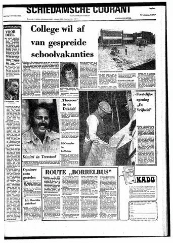 Rotterdamsch Nieuwsblad / Schiedamsche Courant / Rotterdams Dagblad / Waterweg / Algemeen Dagblad 1974-11-02