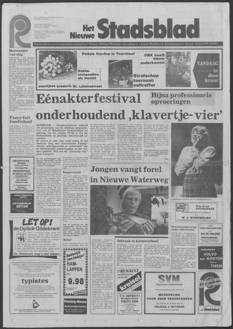 Het Nieuwe Stadsblad 1981-09-30
