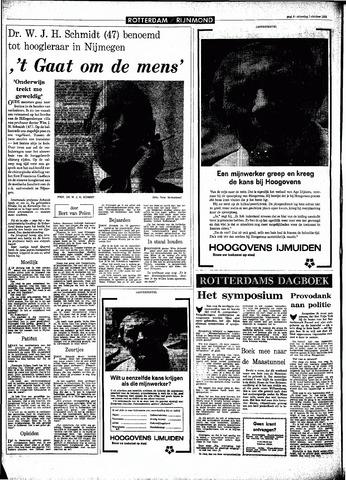 Rotterdamsch Parool / De Schiedammer 1966-10-01