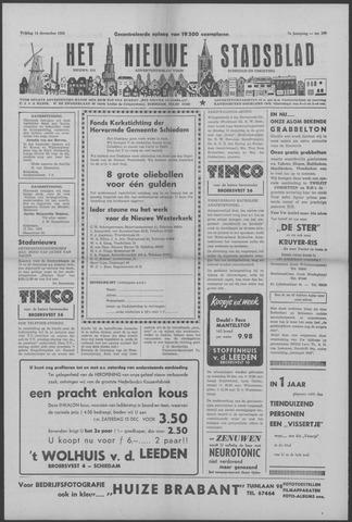 Het Nieuwe Stadsblad 1956-12-14